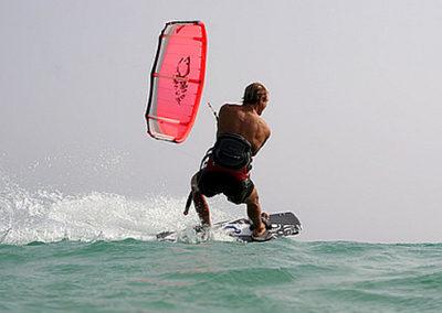 kitesurf punta las marias