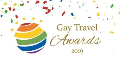 Coqui del Mar Guest House Nominated for 2019 Gay Travel Award by GayTravel.com
